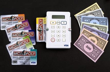 Monopoly mit Kartenzahlung